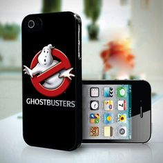 Ghostbusters design for iPhone 5 case