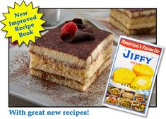 You can request your FREE Jiffy Mix recipe booklet for delicious recipes, cooking tips, detailed photos, and much more. Jiffy Mix Recipes, Great Recipes, Healthy Recipes, Healthy Meals, Delicious Recipes, Baking Tips, Free Food, Cravings, Food And Drink