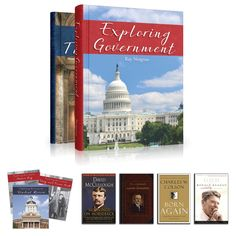 Notgrass History 9th grade: Exploring Government Complete Bundle