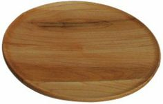 J.K. Adams 6-Inch Round Solid Maple Wood Coupe Wine Plate by JK Adams. $10.00. 6-Inch diameter by 1-Inch thick wine plate. Recess design to prevent tumbling about while freeing up a hand. Board size is: 6-inch round coupe. Manufacturer's 5-year warranty. Excellent for use with any style glass (stemmed and stem-less wine glasses, martini, brandy snifters, pilsners, etc). Crafted from the finest maple with a mineral oil finish. Hand wash with warm soapy water and dry...