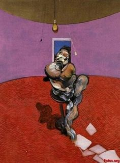 In Which We Regard The Pain of Francis Bacon - Home - This Recording ♣️Fosterginger.Pinterest.ComMore Pins Like This One At FOSTERGINGER @ PINTEREST No Pin Limitsでこのようなピンがいっぱいになるピンの限界