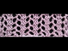 ▶ Feather Lace - YouTube