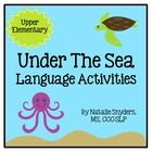 Dreaming of the beach?  Have the winter blahs?  Then these activities are for you!  This product is designed to target the following language concepts:  Sequencing (Tell the Steps) Naming Items in Categories What Doesn't Belong Similarities/Differences Inferencing Attributes