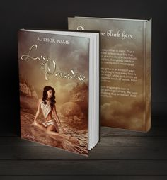 Lost in Paradise - premade book cover by MihaelaJoeDesigns on DeviantArt Premade Book Covers, Paradise, Lost, Deviantart, Painting, Libros, Art, Painting Art, Paintings