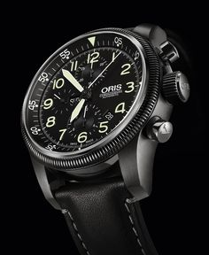 7b6883e04cb Oris has presented an updated version of the Big Crown Timer Chronograph