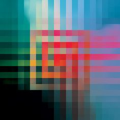 Juxtapoz Magazine - Update on Andy Gilmore Geometric Patterns, Geometric Art, Textures Patterns, Art Plastique, Color Theory, Op Art, Community Art, Design Art, Modern Art
