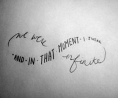 I don't know how I feel about quotes from movies as tattoos, but I love this...