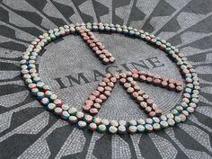 Imagine Peace (and cupcakes)