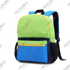 Hot Style High School Backpack with Pocket Wholesale - china manufacturer -  Xiamen Helen Industry   Trade Co. 00a0bce32a06a