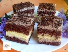 Zala kocka - Nagyon finom csokis süti, készítsétek el Ti is! - Egyszerű Gyors Receptek