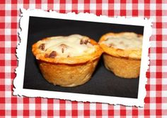 Cheddar BBQ Muffins #dinner #appetizer #recipe #muffins #cheese #BBQ #snack