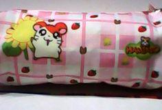 HAMTARO  AUGURI PREZIOSI tombolino portacolori rosa s 90