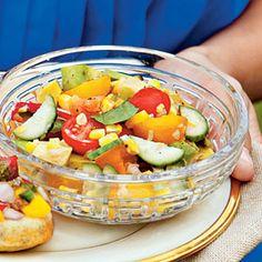 Corn-Avocado Salad | MyRecipes.com