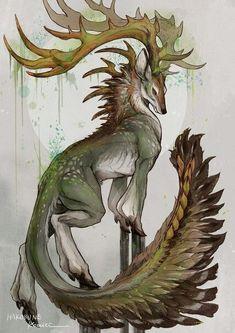 Fantasy art creatures elves 67 New Ideas Mystical Animals, Mythical Creatures Art, Mythological Creatures, Magical Creatures, Nature Animals, Mystical Creatures Drawings, Dark Creatures, Cute Fantasy Creatures, Forest Creatures