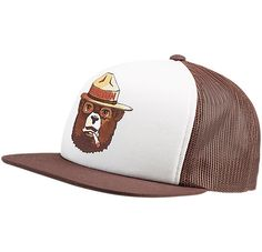 The I-80 Snap Back Trucker Hat: because only you can prevent lame stocking gifts. | #13Things Under $25 to Stuff in Your Stockings via Burton.com