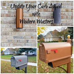 Easy Mailbox and Outdoor Lights Update