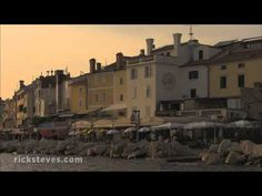 Piran, Slovenia: Adriatic Resort - YouTube