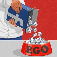 Brilliant Illustrations Ridicule Modern Vice - John Holcroft