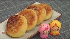 Täytä perunaletut juustolla ja aseta pannulle – korealainen resepti on villinnyt ihmiset Ost, Mozzarella, Side Dishes, Bread, Snacks, Breakfast, Youtube, Salads, Asia