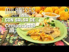 Milanesas de Res en Salsa de Cempasúchil. Renueva el sabor de la clásica milanesa con esta receta de #CocinaFresca: Milanesas de Res en Salsa de Cempasúchil. Descubre más recetas para renovar el menú de la semana suscribiéndote a #CocinaFresca.  #CocinaFresca es presentada por Walmart ¡Suscríbete!