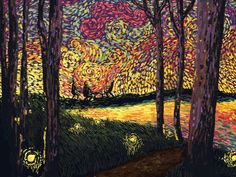 Beautifully Detailed Photoshop Paintings and poetry by James R Eads - My Modern Metropolis
