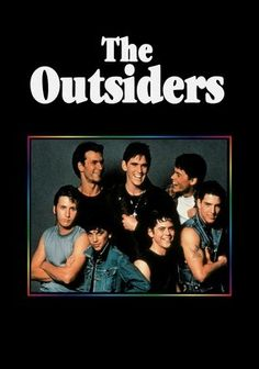 The Outsiders (1983) The film helped launch the careers of stars Matt Dillon, Rob Lowe, Patrick Swayze, Emilio Estevez and Tom Cruise.