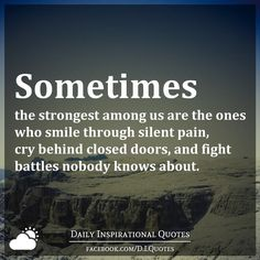 Quotes About Smiling Through Pain ... Perfectly S...