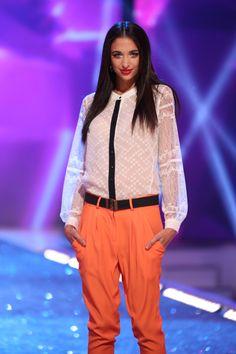 Amber's Blouse | #FashionStar