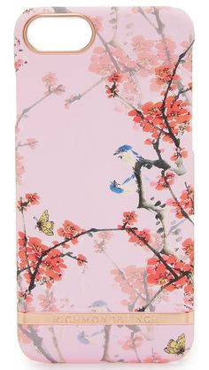 This, and the phone to go with it! Richmond & Finch Cherry Blush iPhone 7 Case