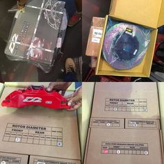 D2 big brake kits available