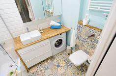 Narrow Bathroom, Interior Design Living Room, Washing Machine, Sweet Home, Home Appliances, House Design, Rustic, Home Decor, Doge