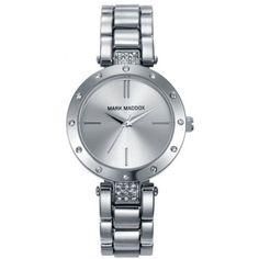 Reloj Mark Maddox MF3003-07 Trendy Silver http://relojdemarca.com/producto/reloj-mark-maddox-mf3003-07/
