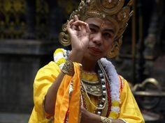My teacher Raju Shakya Vajra in Patan