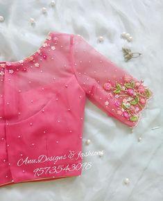 Lehenga Designs, Kurta Designs, New Saree Blouse Designs, Best Blouse Designs, Silk Saree Blouse Designs, Bridal Blouse Designs, Blouse Neck Patterns, Saree Jacket Designs, Blouse Styles