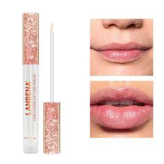 LANBENA Lsoflavone Lip Care Serum Lip Plumper Lip Mask Increase Lip Elasticity Reduce Fine Lines Repairing Moisturizing Beauty. Product ID: Lipgloss, Liquid Lipstick, Plumping Lipstick, Lipstick Dupes, Lipstick Shades, Lipsticks, Vaseline, Gloss Repulpant, Make Lips Bigger