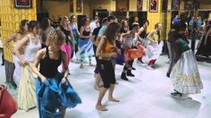 Dances Orishas - Yemaya - Basic Steps - Tiempo de Rumba 2015