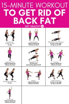 Bra Bulge. Love Handles. Back Fat. However you look at it, excess fat on your back is not a pretty picture. When you put a tank top or swimsuit on and feel like you're spilling over from the back, it can make you self-conscious and want to cover up. We're here to change that! Learn what causes back fat and why you need a multi-step approach to getting rid of it. Then, we'll show you how to tone up your back usingour 15-minute back fat blaster workout.