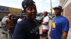 Rapper Bo Deal tells the BBC that he's never seen so many guns on the streets of…