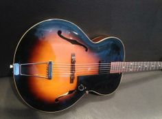 Gibson L-48 | 24jt Gibson Epiphone, Gibson Guitars, Jazz Guitar, Guitar Amp, Archtop Guitar, Acoustic Guitars, Ukulele, Cowgirl Photo, Music Instruments