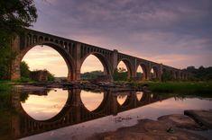 CSX Train bridge in Richmond