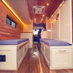 The 5 Best Affordable RVs and Camper Vans for Sale Rv Campers, Camper Van, Happy Campers, Kitchen Box, Full Size Mattress, Foldable Chairs, Van For Sale, Portable Toilet, Cargo Van