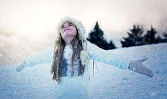 готовый зимний эффект