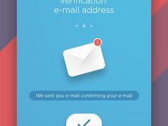 Verification E-Mail Address by Samson1ch