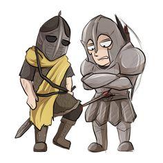 arrow in the knee by keterok.deviantart.com on @DeviantArt