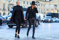 Street look haute couture printemps été 2016