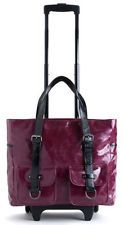 Shiraleah Harper Roller Tote Bag Women's Briefcase - Berry