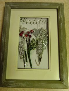 Making a framed picture from elements of your bridal bouquet or beading from your hair/dress is a great keepsake. Dress Hairstyles, Keepsakes, Your Hair, Beading, Bouquet, Bridal, Frame, Blog, How To Make