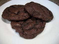 Mexican Hot Chocolate Cookies..