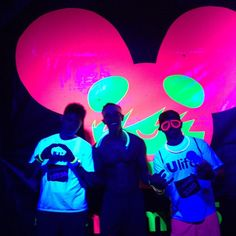 #Ulife Abe, Vin and KP taking a photo break at the #electricrun #runpdx #wtd #shopulife #uo #oregon #pdx