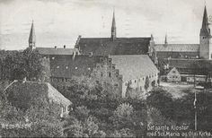 Det Gamle Kloster med Sct Maria og Sct Olai Kirke
